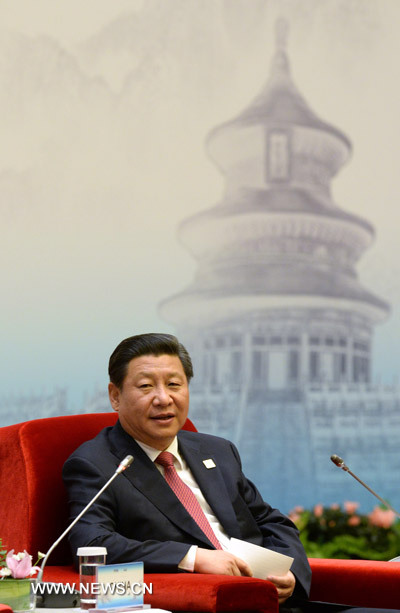 Xi Jinping : la ZLEAP ne va pas à l'encontre des accords de libre-échange existants