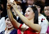 Zhang Hong, reine de la Cérémonie de remise des trophées