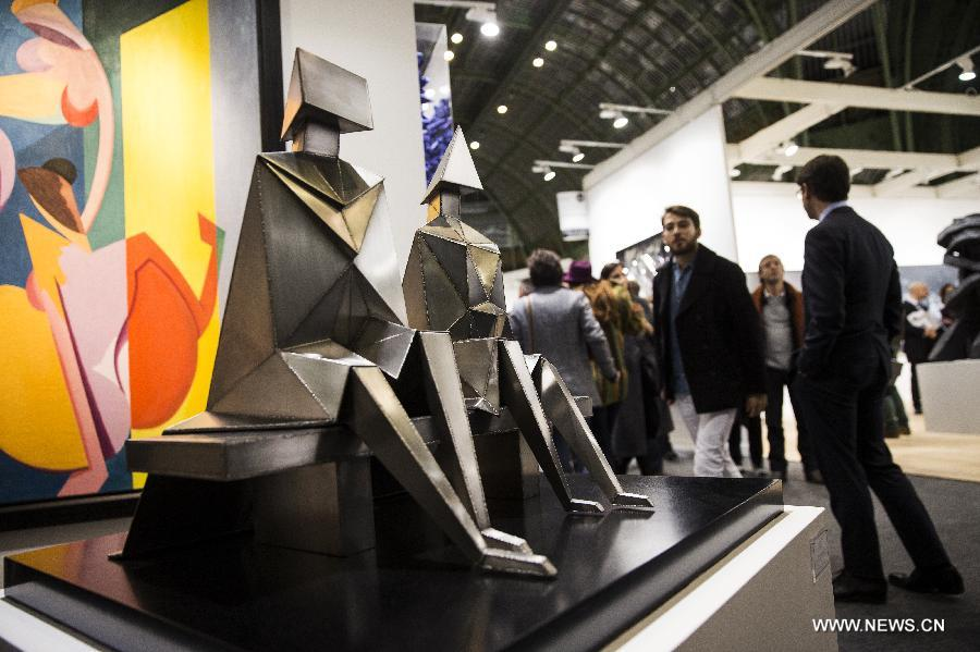 FIAC 2015 : Paris accueille l'art contemporain du monde entier du 22 au 25 octobre