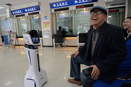 Chine : grand boom des robots-conseillers