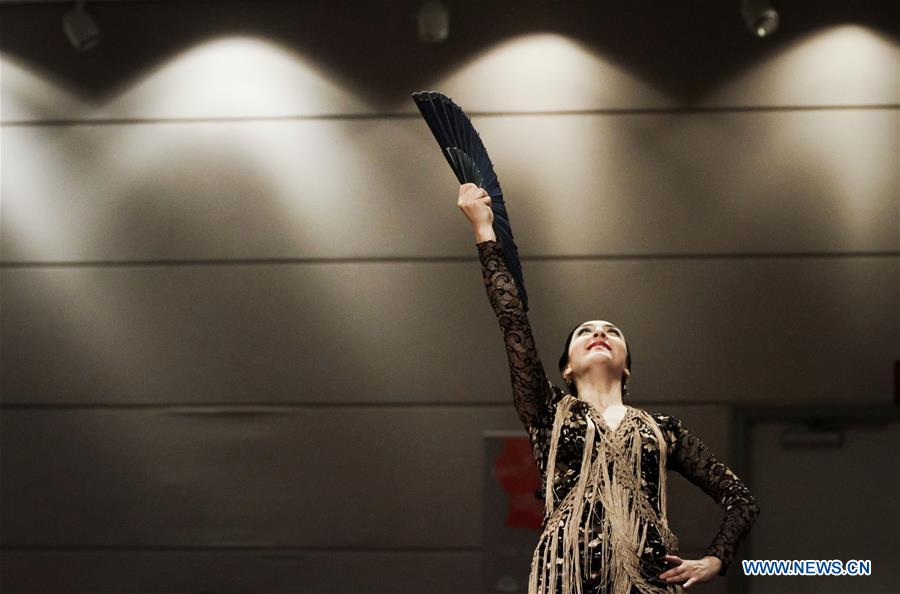 Canada: Le 25e Festival international de flamenco à Vancouver