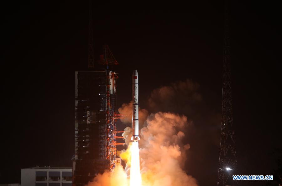 La Chine lance des satellites de télédétection