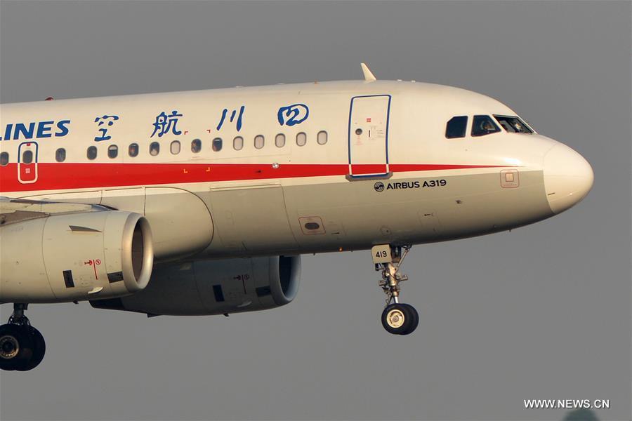 Chine: Un vol redirigé à la suite d'une panne mécanique
