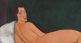 ? Nu couché (sur le c?té gauche) ?, un nu allongé du ma?tre moderniste Amadeo Modigliani, a été adjugé pour la somme de 157,2 millions de dollars le 14 mai à New York.