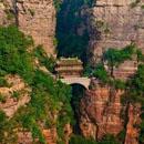 Le temple suspendu du mont Cangyan : un modèle d'architecture antique caché au c?ur de la montagne