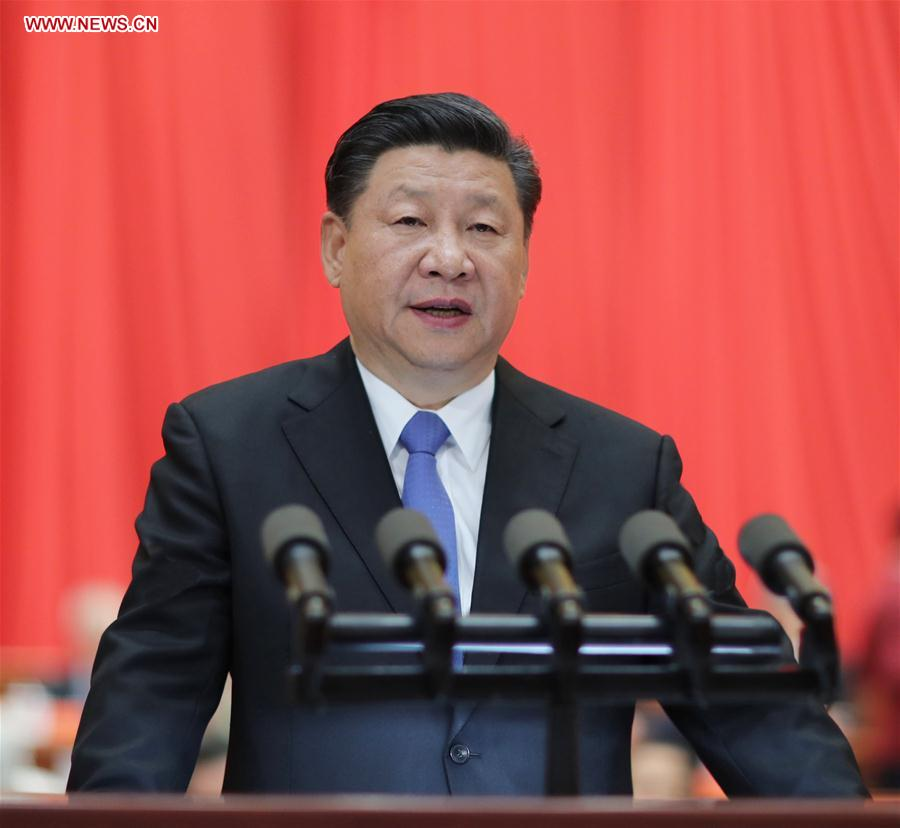Xi Jinping appelle à faire de la Chine un leader mondial des sciences et technologies