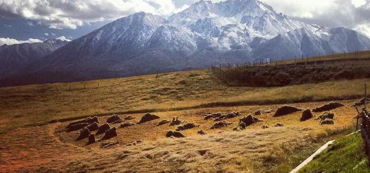 Selon plusieurs archéologues, le corridor du Hexi, route appartenant à l'ancienne route de la soie et située dans le nord-ouest de la Chine, a connu un changement climatique radical il y a environ 3 700 ans.