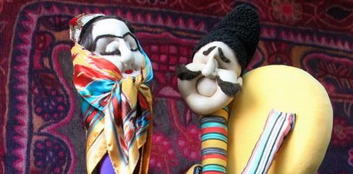 Les poupées en tissu faites à la main par Shan Xiumei contribuent à populariser la beauté des différents groupes ethniques pour qui la région autonome ou?ghoure du Xinjiang est leur patrie.