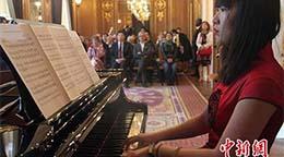 Quelque 2 800 personnes ont visité l'ambassade de Chine en France dimanche dernier lors de la 35e édition de la Journée du patrimoine de l'Europe à Paris.