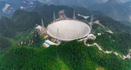 Le tourisme en plein essor n'aura pas d'impact sur le plus grand radiotélescope du monde, qui se trouve dans la province montagneuse du Guizhou.