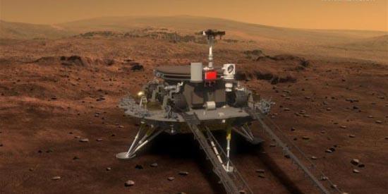 La Chine va lancer deux missions sur Mars en 2020 et 2028, quatre missions d'exploration dans l'espace profond étant par ailleurs prévues avant 2030.