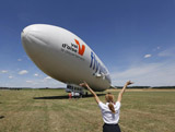 Paris Airship : une ballade en ballon dirigeable