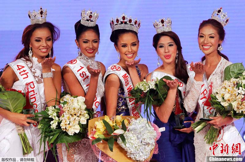 Megan Young, nouvelle Miss Philippines