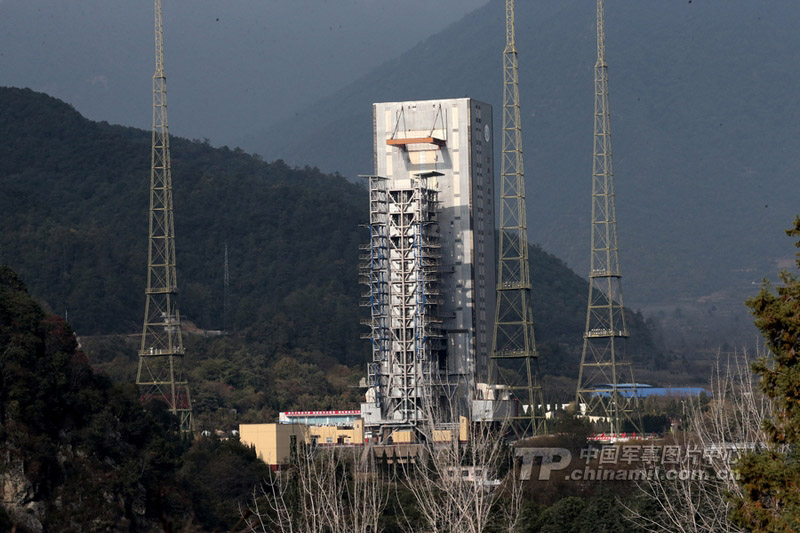 En images : Centre de lancement de satellites de Xichang (8)